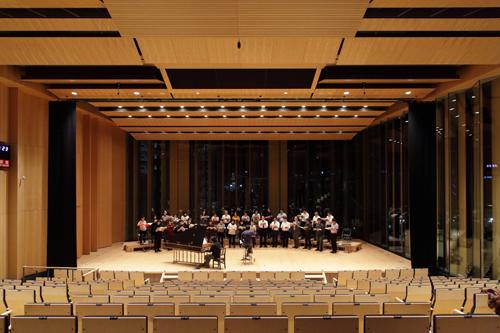 メサイアの練習風景・合唱団(東京)